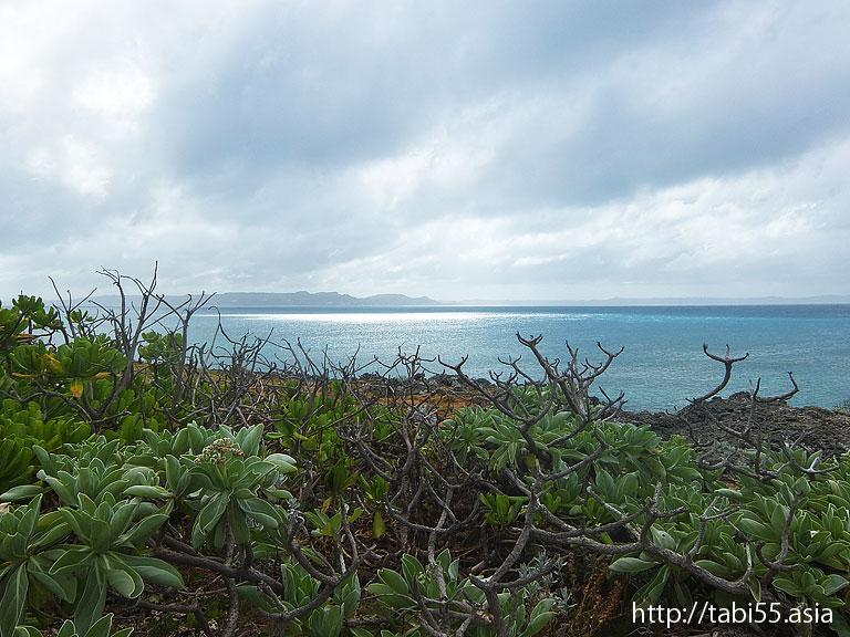 神の島 久高島(沖縄県南条市)