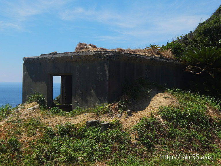 安脚場戦跡公園(加計呂麻島)