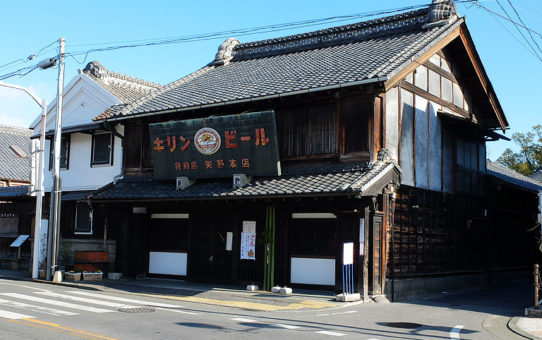 桐生新町伝統的建造物群保存地区(群馬県桐生市)