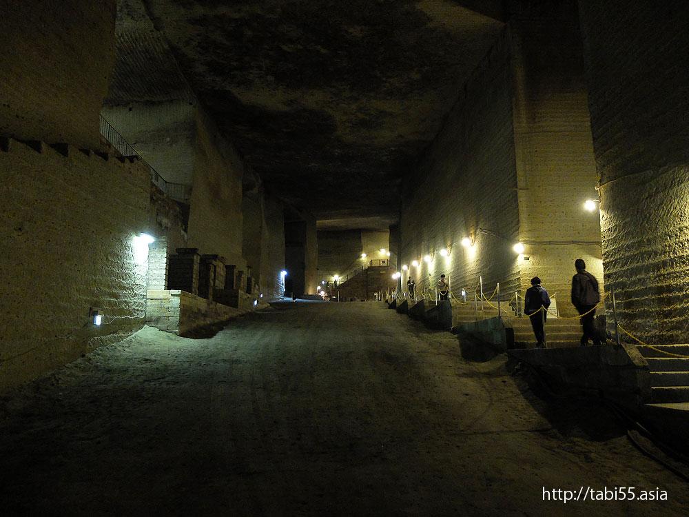 大谷資料館(地下採掘場跡)