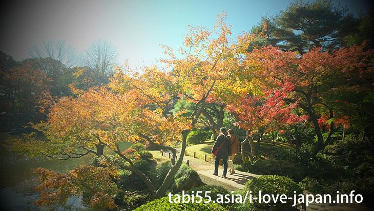 旧古河庭園の洋館には、和室が?バラも紅葉も桜も季節ごとに楽しめる!(東京都北区)