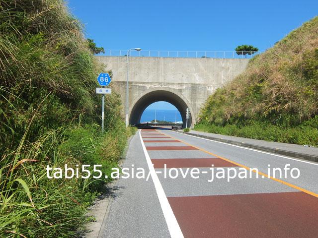 レンタルバイクがおすすめ!ニライカナイ橋