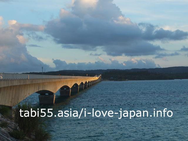 橋で渡ることのできる離島!古宇利島へ