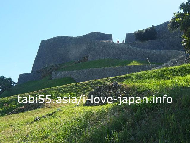 琉球王国に最後まで抵抗した要塞!勝連城跡