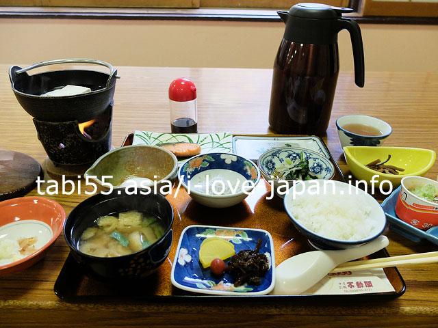 日本旅館の朝ご飯!種類が豊富で大喜び