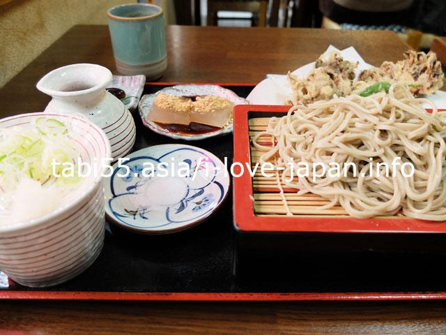 東京から、昼過ぎに四万温泉に到着!温泉街で昼ご飯