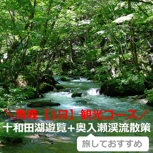 十和田湖観光船+奥入瀬渓流【1日】散策したおすすめコース(青森)