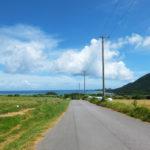 石垣島の風景(沖縄県石垣島)