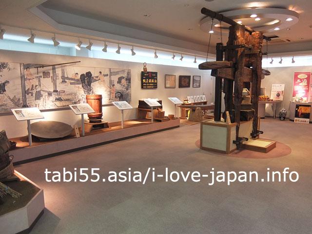 ごま油と言えば、かどやさん!小豆島にある「資料展示室」を見学