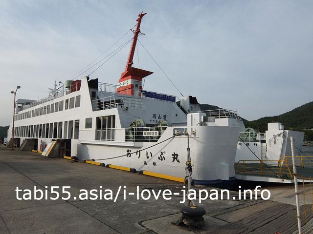 小豆島へのアクセス