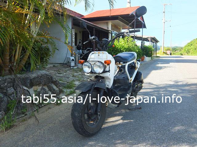 【2日目】レンタルバイクで、西表島を観光