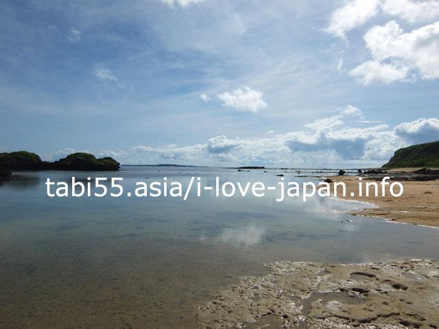 西表島イチオシ!星砂の浜で、遠浅の海の絶景を眺める