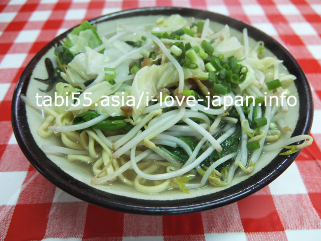 夕ご飯は、西表島×上原港近くの新八食堂さんで野菜ソーキそば