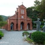 堂崎教会(長崎県五島市/福江島)