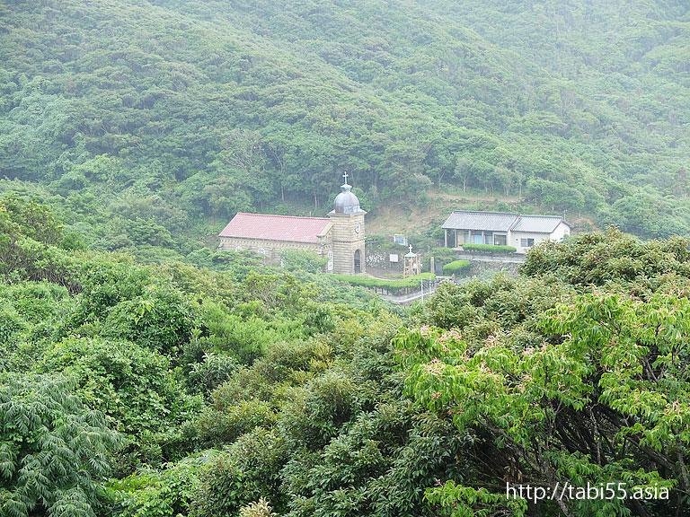 頭ヶ島天主堂(長崎県南松浦郡新上五島町/ 頭ヶ島)