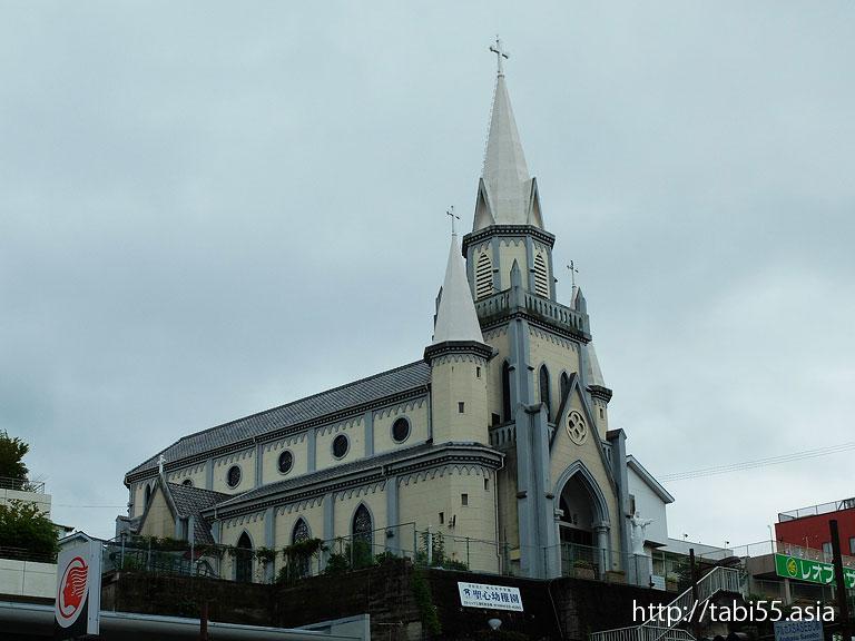 三浦町教会堂(長崎県佐世保市)
