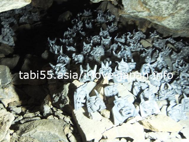 鬼ヶ島大洞窟をプチ探検