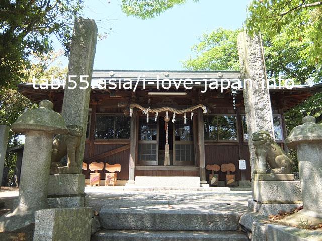 男木島のビュースポット!豊玉姫神社でお参り