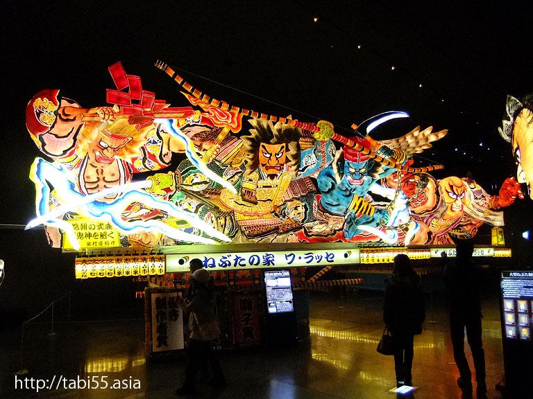 """ねぶたの家 ワ・ラッセ/Nebuta Museum """"Wa-rasse"""""""
