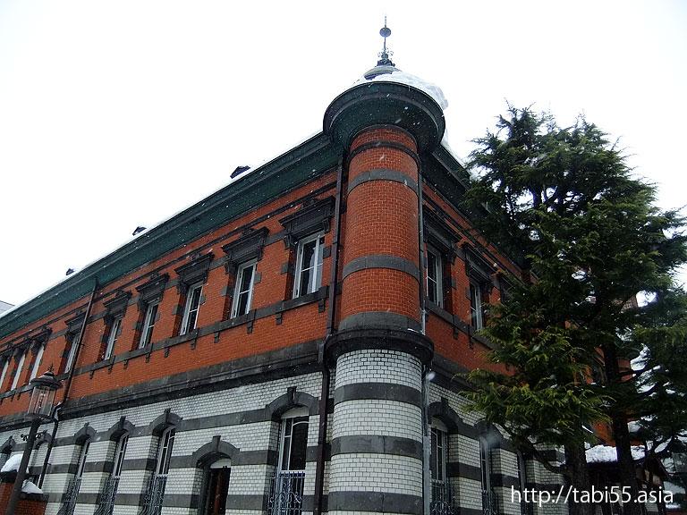 赤れんが郷土館/Red brick museum(秋田県秋田市)