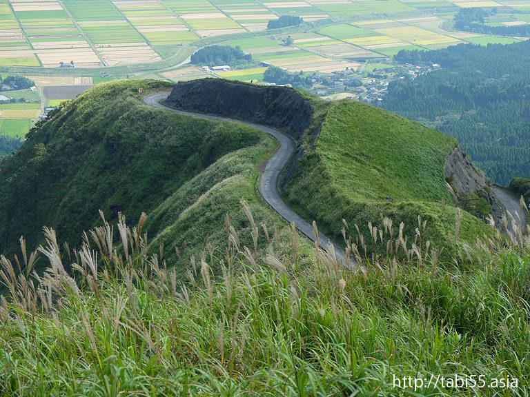 天空の道 ラピュタの道(熊本県阿蘇市)