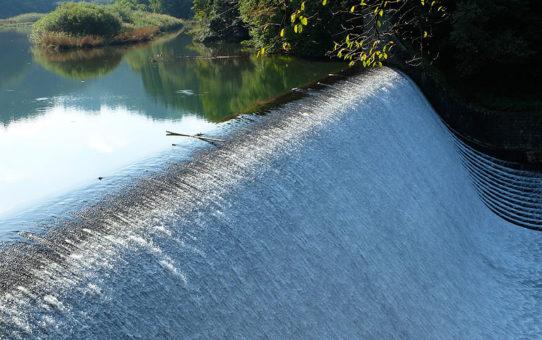 白水ダム/Hakusui dam(大分県竹田市)