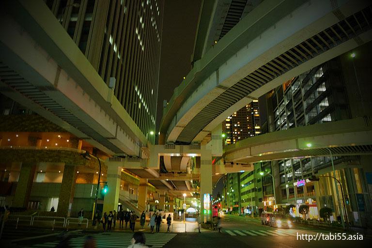 首都高5号線東池袋IC(東京都豊島区)