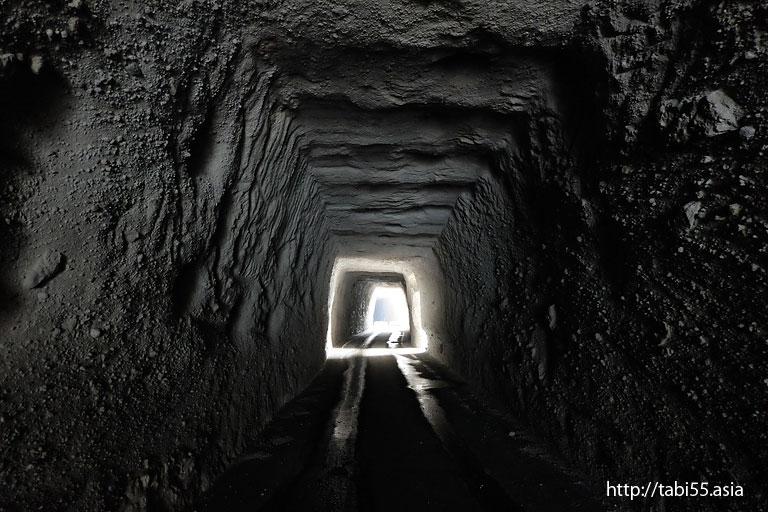 福浦トンネル(島根県隠岐の島町)/ Fukuura tunnel (Shimane)