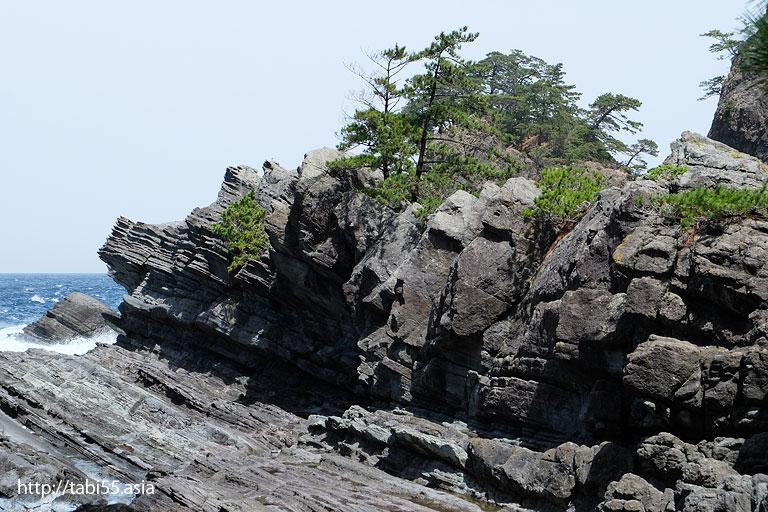 浄土ヶ浦海岸(島根県隠岐の島町)/Joudogaura coast(Shimane)