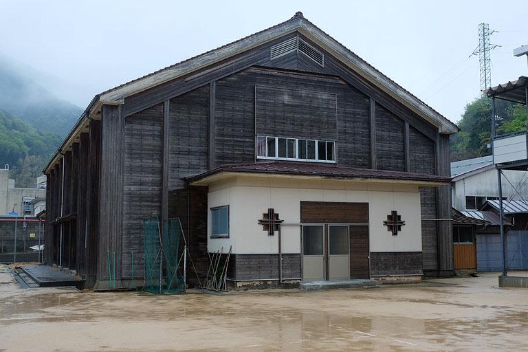 黒木小学校@西ノ島町でみた風景/Nishinoshima town landscape