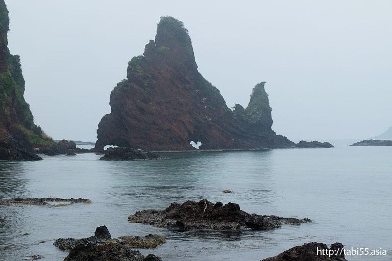 明屋海岸(島根県海士町/中ノ島)
