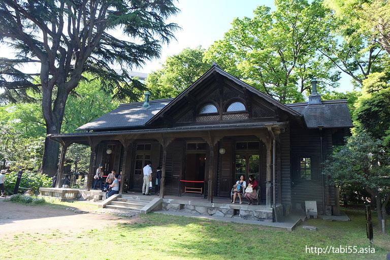 旧岩崎邸庭園(東京都台東区)/Kyu-Iwasaki-tei Garden (Taito-ku, Tokyo)