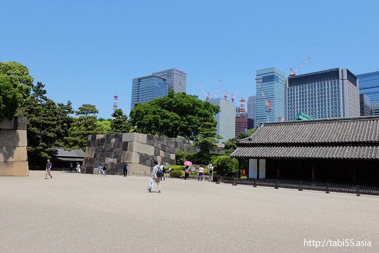 百人番所@皇居東御苑(東京都千代田区)/The East Gardens of the Imperial Palace (Chiyoda-ku, Tokyo)