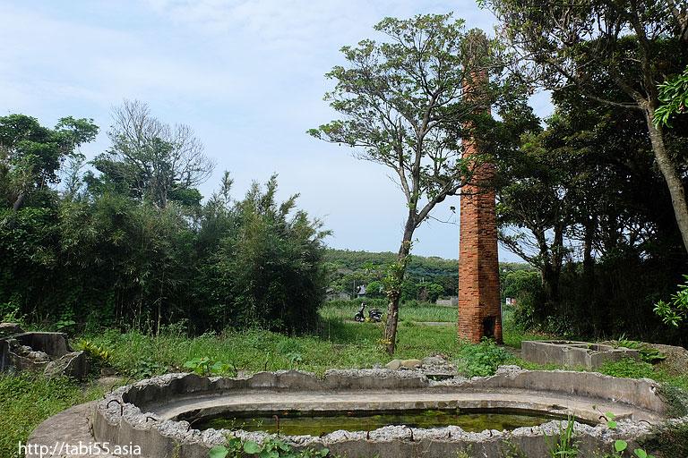 戸畑の煙突(種子島)/Chimney of Tobata (Tanegashima)