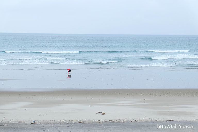 長浜海岸(種子島)/Nagahama Coast (Tanegashima)