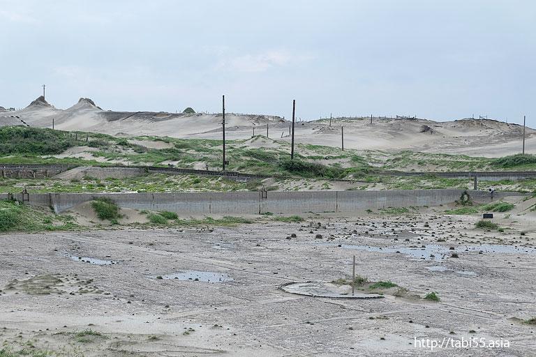 種子島の砂漠