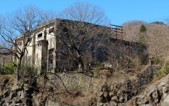 足尾銅山 小滝坑/通洞坑エリア(栃木県)Ashio Otaki pit / Tsudo pit area (Tochigi)