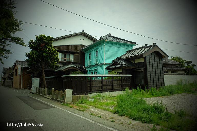 洋館@屋号の里 松ヶ崎(新潟県佐渡島)/Trade name Village Matsugasaki (Sado Island, Niigata Prefecture)