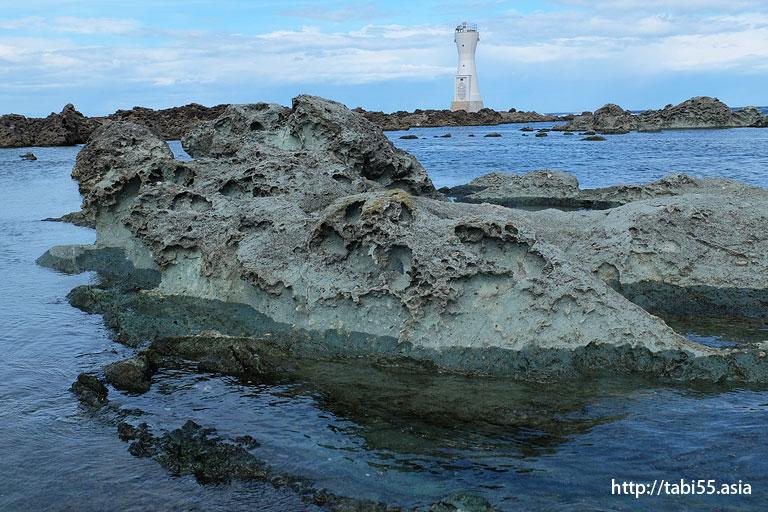 長手岬(新潟県佐渡島)/Nagatezaki (Sado Island, Niigata Prefecture)