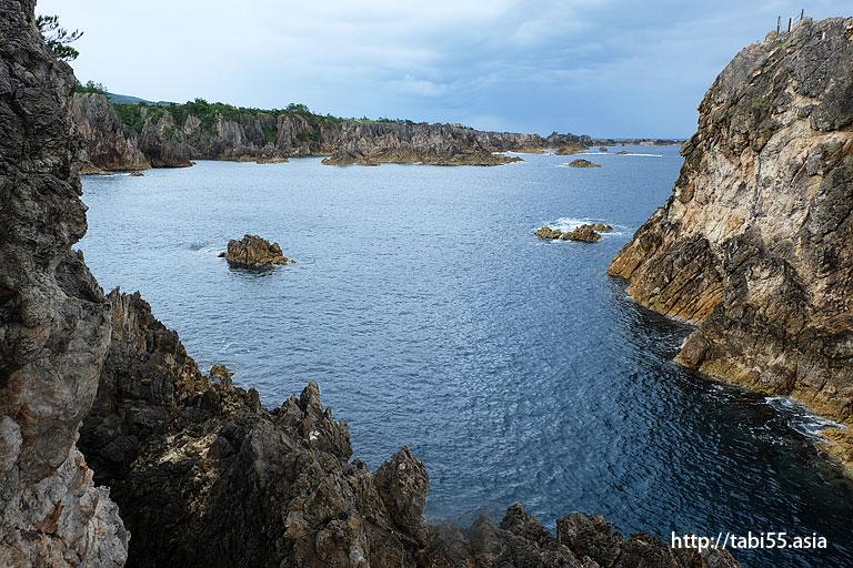 尖閣湾揚島遊園(新潟県佐渡島)/Senkakuwan Ageshima Amusement (Sado Island, Niigata Prefecture)
