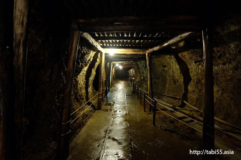 史跡 佐渡金山(新潟県佐渡島)/Historic sites Sado Gold Mine (Sado Island, Niigata Prefecture)