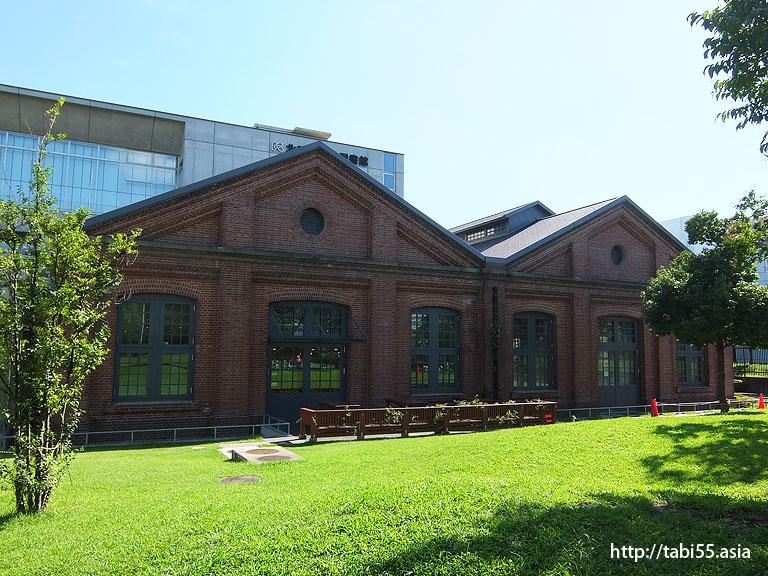 赤レンガ図書館(東京都北区中央図書館)/Red brick library (Kita-ku, Tokyo Central Library)