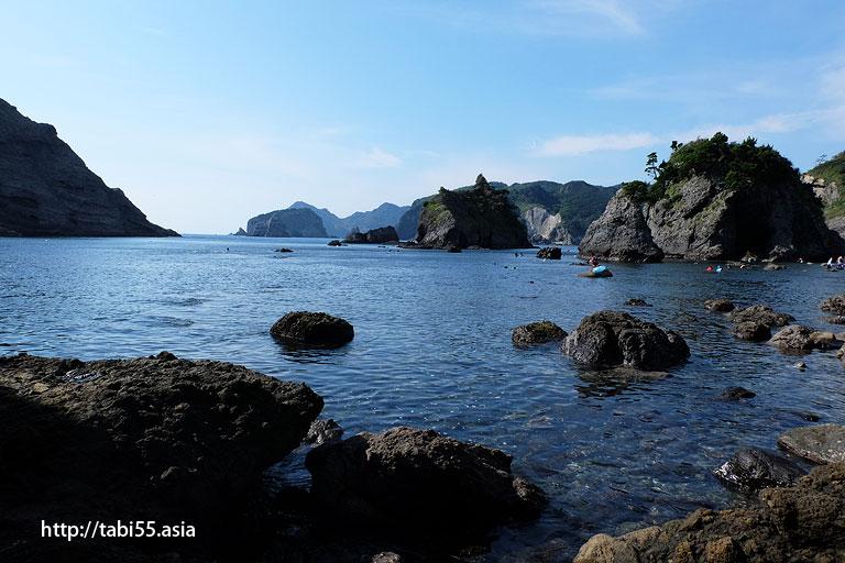 ヒリゾ浜(静岡県)/Hirizo beach (Shizuoka)