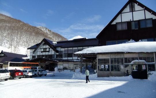冬の酸ケ湯温泉・蔦温泉(青森県)/Sukayu spa・Tuta spa in winter(Aomori)