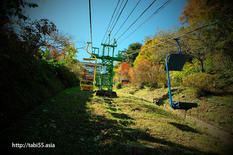 リフト@御岳山ハイキング(東京都青梅市)/Mt.Mitake (Ome, Tokyo)