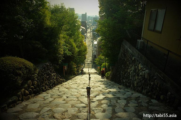 伊佐爾波神社(いさにはじんじゃ)松山観光モデルコース