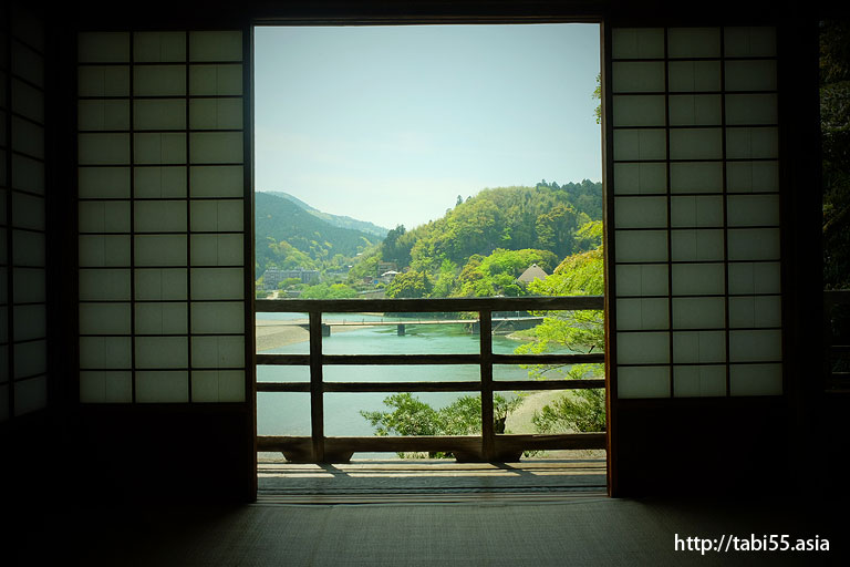 不老庵@臥龍山荘(愛媛県大洲市)