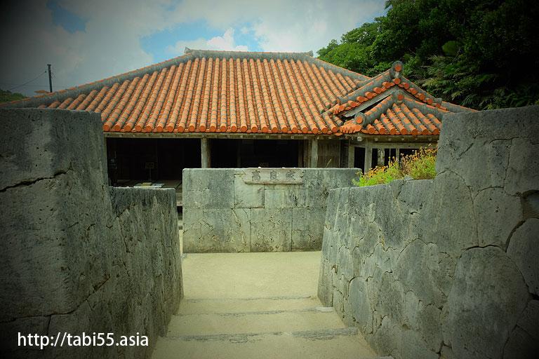 国指定重要文化財「高良家」(慶留間島)