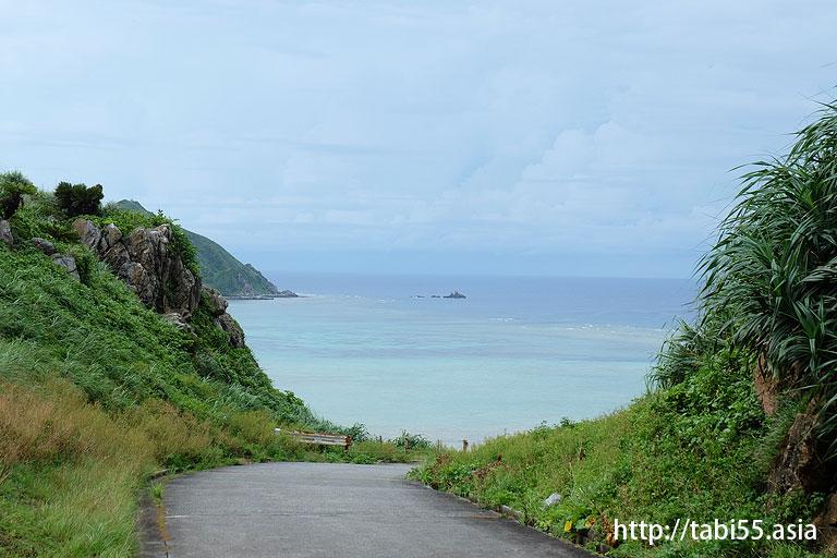 渡名喜島を自転車で観光(沖縄)