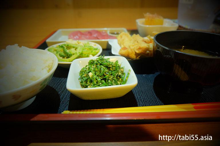 ふくぎ食堂さん(沖縄/渡名喜島)